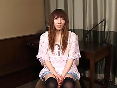 Yuki is a dime piece! Her long legs, tight ass and rock hard girl stick make her a complete 10 out of 10, not to mention she's got a cute face to go with it. Yuki Nanase strips down teasing us with her ass. Whats not to love!